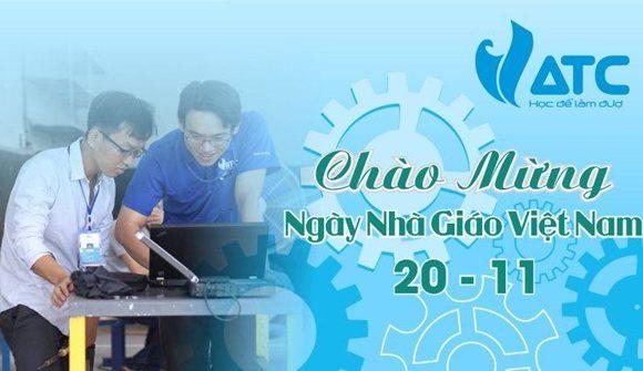 Trung tâm huấn luyện ô tô Việt Nam VATC – Tri ân thầy cô 20/11
